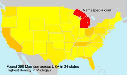 Marrison - USA