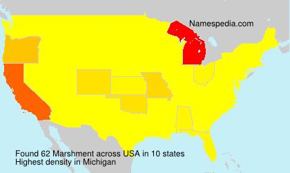 Marshment - USA