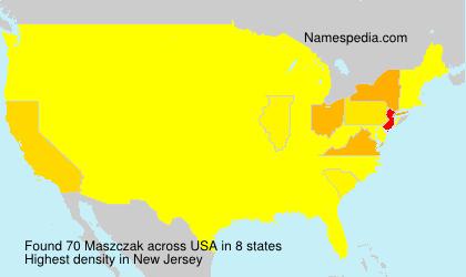 Maszczak - USA