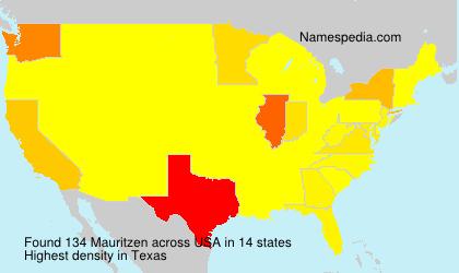 Mauritzen