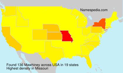 Mawhiney