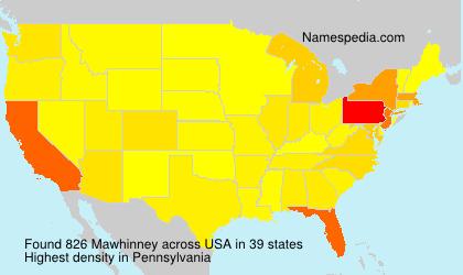 Mawhinney