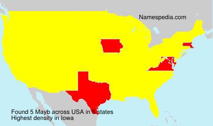Mayb - USA
