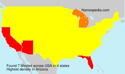 Mayled - USA