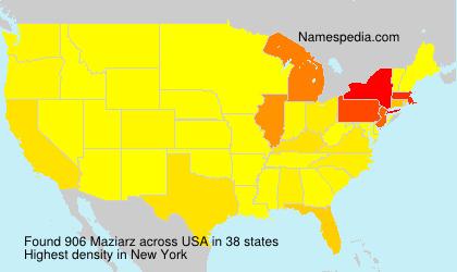 Maziarz - USA