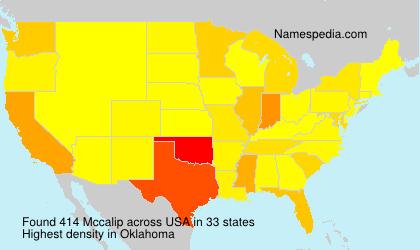 Mccalip