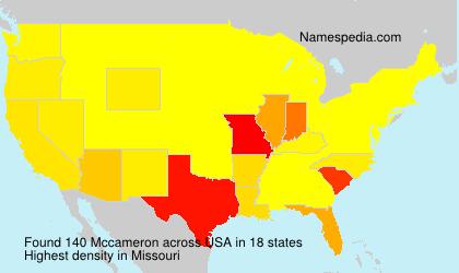 Mccameron