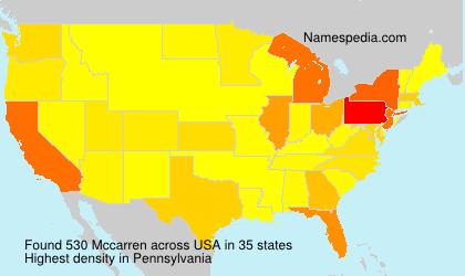 Mccarren