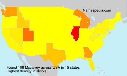 Mccarrey