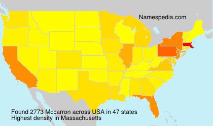Mccarron