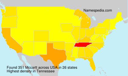 Mccartt