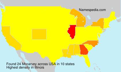 Mccarvey - USA