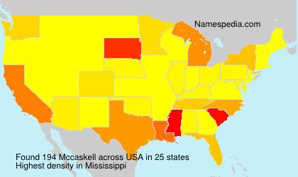 Mccaskell