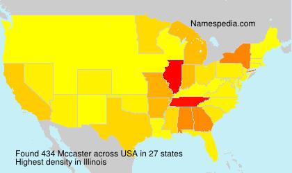 Mccaster