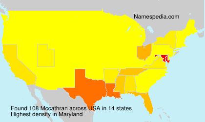 Mccathran