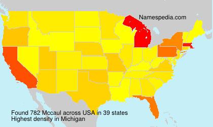 Mccaul