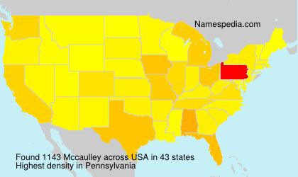 Mccaulley