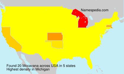 Mccavana