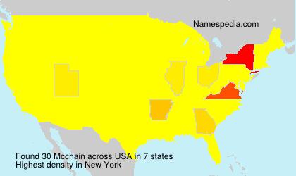 Mcchain