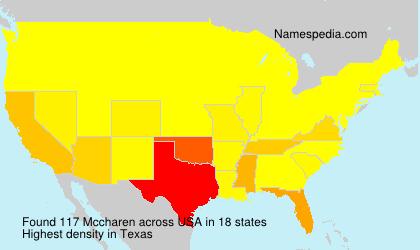 Mccharen