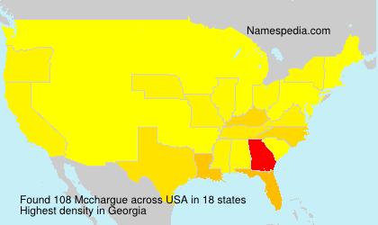 Mcchargue