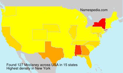 Mcclaney