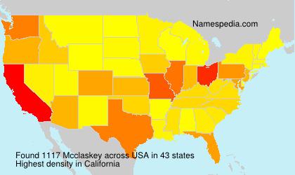 Mcclaskey
