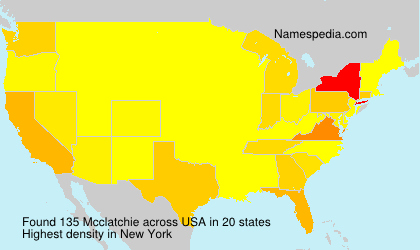 Mcclatchie