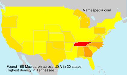 Mcclearen