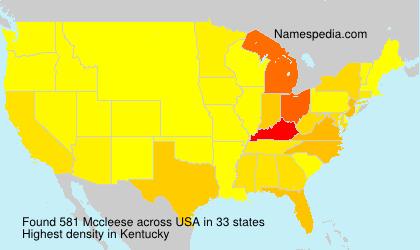 Mccleese