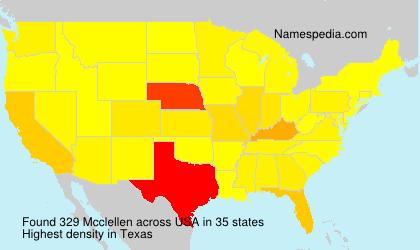 Mcclellen
