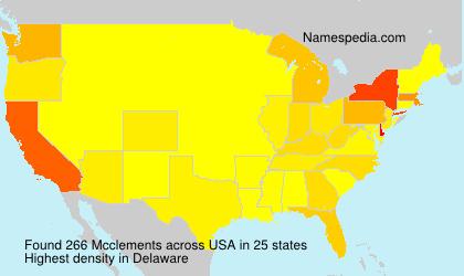 Mcclements