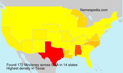 Mccleney