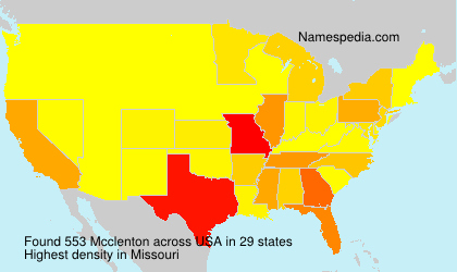 Mcclenton