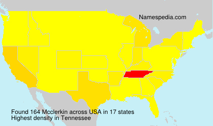 Mcclerkin