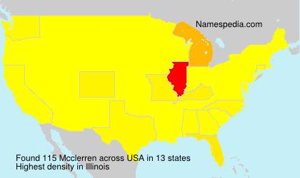 Mcclerren