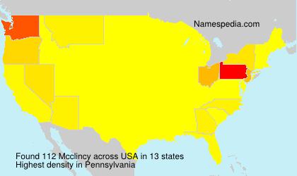 Mcclincy