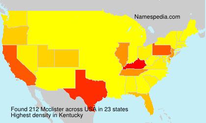 Mcclister