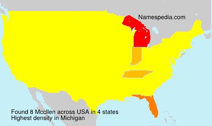 Mccllen