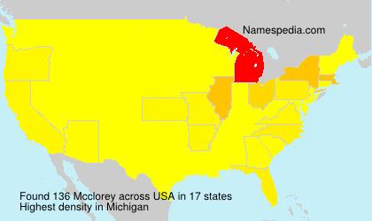 Mcclorey