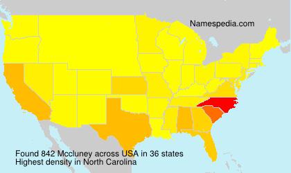 Mccluney