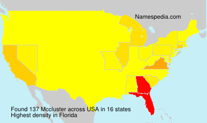 Mccluster