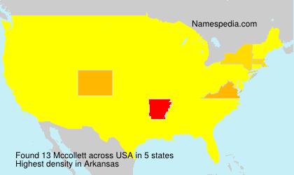 Mccollett