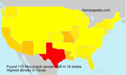 Mccomack