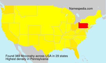 Mcconahy