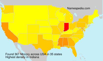 Mccory