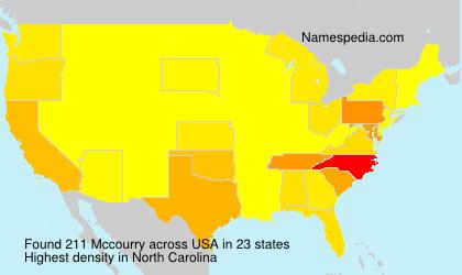 Mccourry