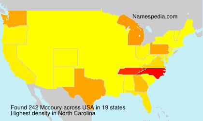 Mccoury