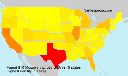 Mccowen