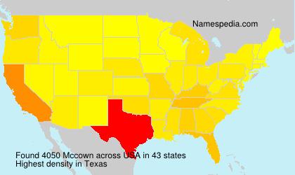 Mccown